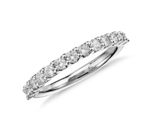 Luna Diamond Engagement Ring by Blue Nile