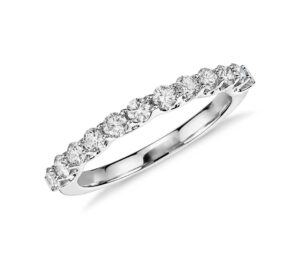 Monique Lhuillier Adoration Diamond Ring by Blue Nile