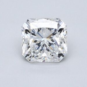 Red Radiant Cut Diamond by Blue Nile