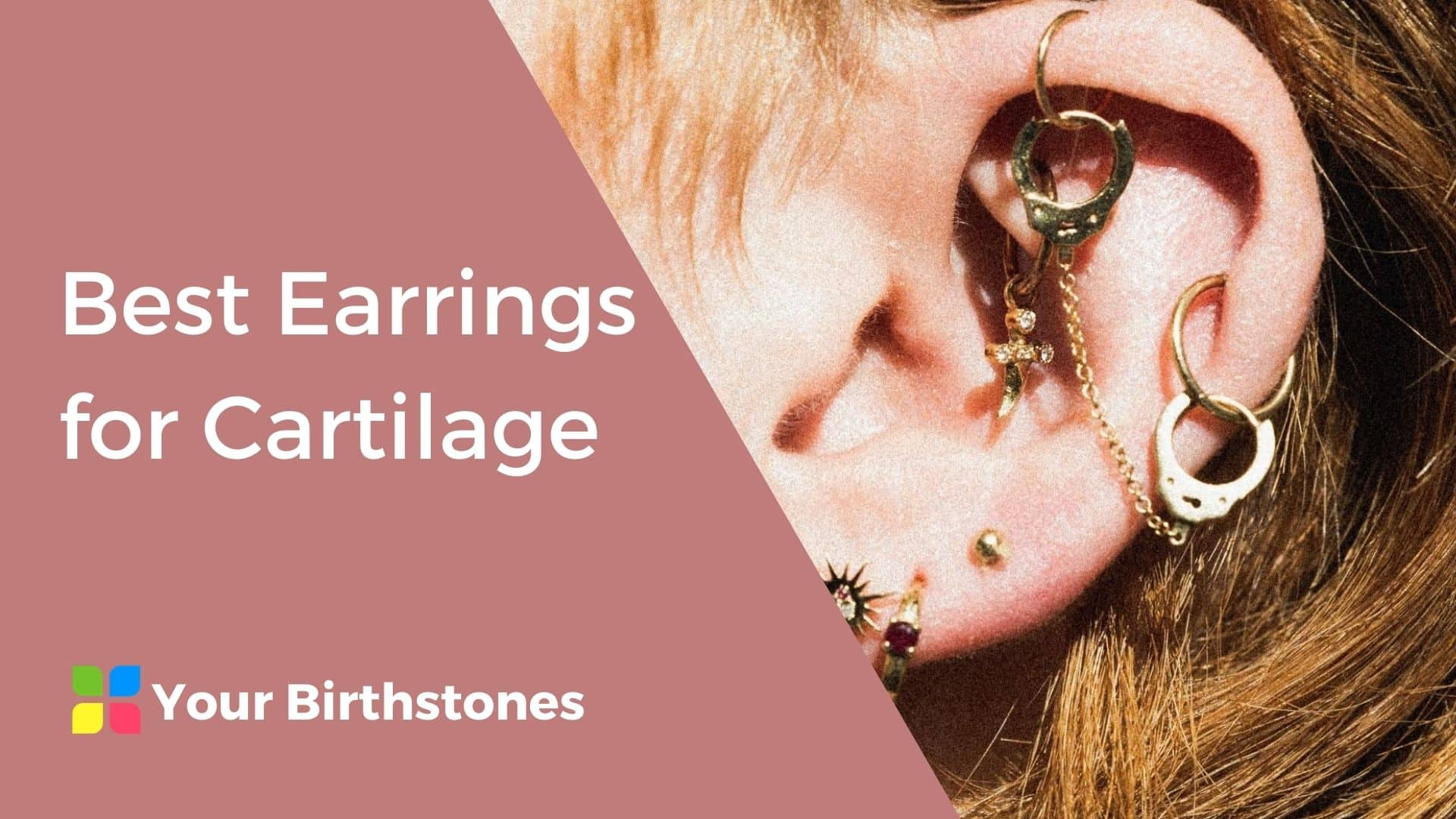 Best Earrings for Cartilage