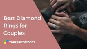 best diamond rings for couples review
