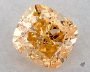 0.31 Carat Cushion Modified Diamond