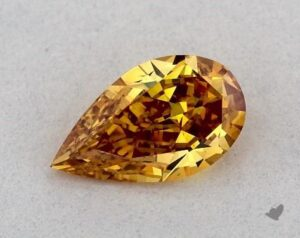 0.31 Carat Pear Diamond