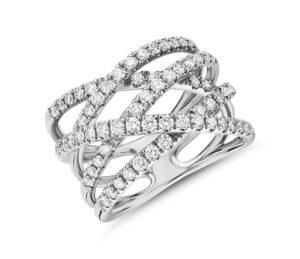Diamond Wrap Fashion Ring by Blue Nile