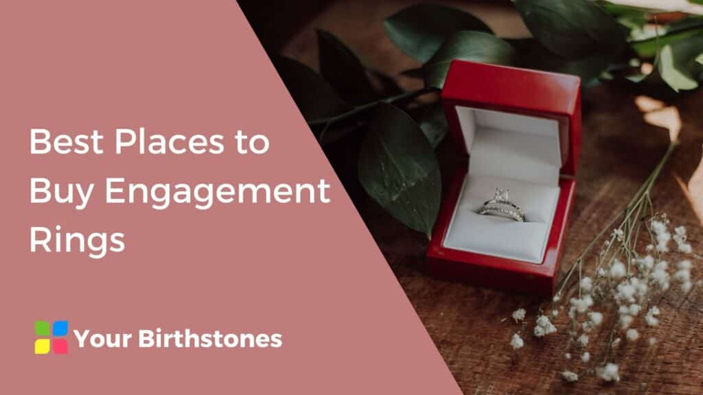 best places to buy engagement rings
