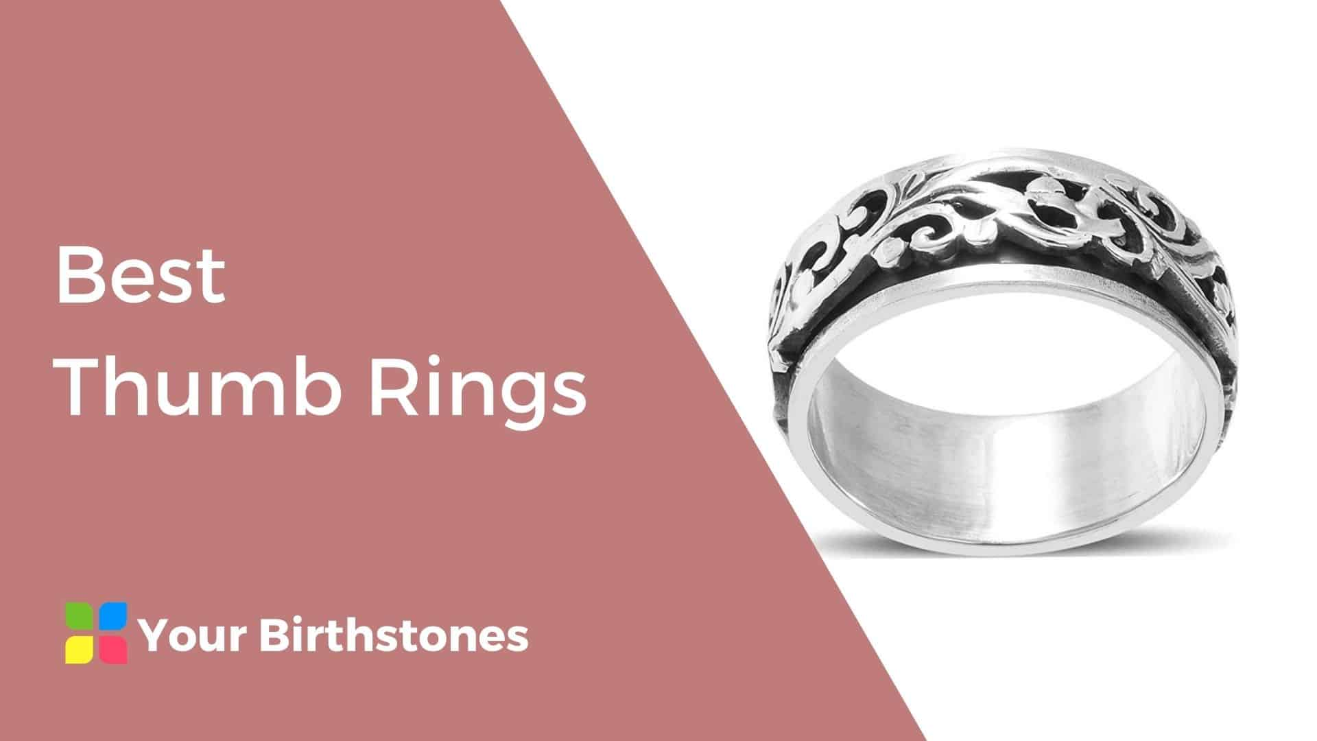Best Thumb Rings