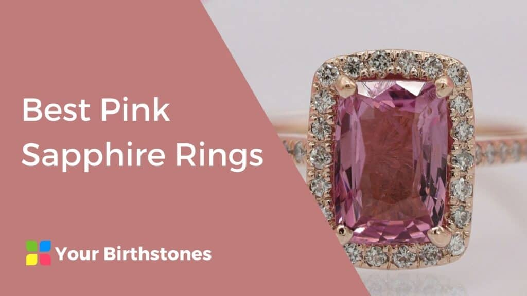 Best Pink Sapphire Rings