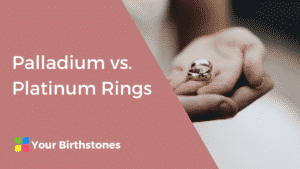 palladium and platinum